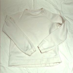 Lululemon sweatshirt white size 2
